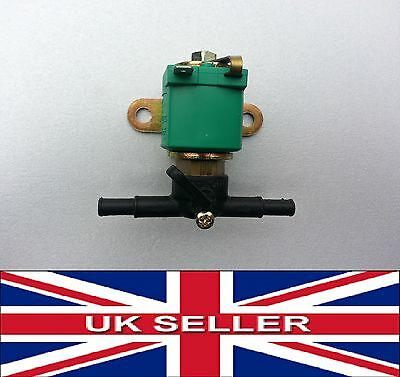 Petrol diesel fuel shut off solenoid valve 12V LPG conversion,liquid,anti theft