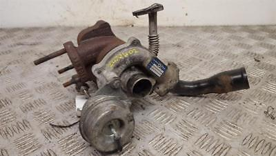 2008 Fiat 500 1.3 Diesel Turbo Charger 169A1.000 75Bhp 55202637