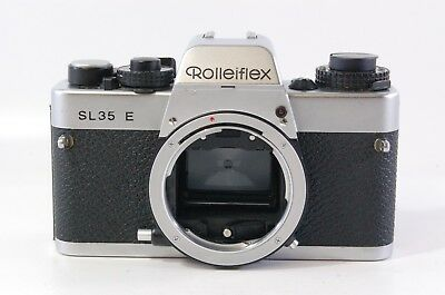 Vintage Camera Rolleiflex SL 35 E only body Ref. 28185