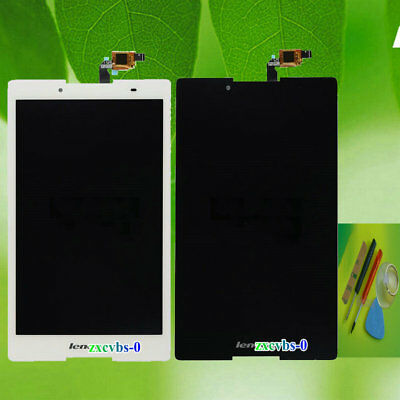 LCD Display+Touch Screen Digitizer Glass Assembly For Lenovo Tab 2 A8-50L A8-50F