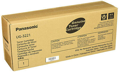 Original Panasonic UG-3221 Toner black