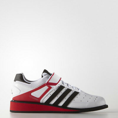 Special Offer - Adidas Power Perfect II Mens WeightLifting Shoes - G17563