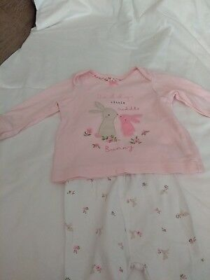 baby top and  leggings set  by Mothercare 3-6 months