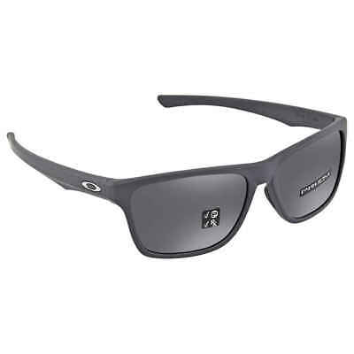 9101a162a15 Oakley Holston Prizm Black Rectangular Men s Sunglasses OO9334 933411 58