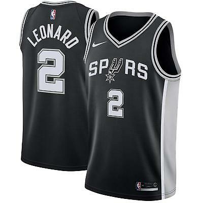 fdf008fda YOUTH LARGE Nike SAN ANTONIO SPURS Swingman Jersey NBA Basketball Boys Kids  9