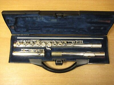 Awe Inspiring Cooper Flute Buffet Crampons Cie A Paris France French Instrument Boxed Download Free Architecture Designs Scobabritishbridgeorg