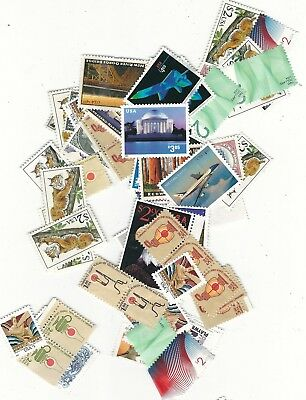 B61 USA postage face $215+ dollar stamps bargain not global forever but