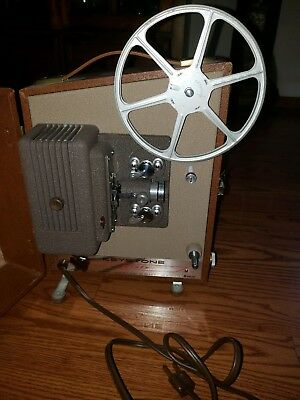 Keystone 20 8mm Projector