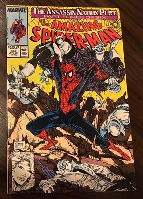 The Amazing Spider-Man - Assorted Comics (1989 - 1992)