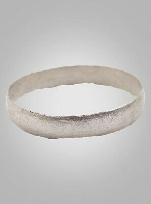 Ancient Viking Ring Warrior Norse Wedding Band Jewelry C.866-1067A.D. Size 9 1/2