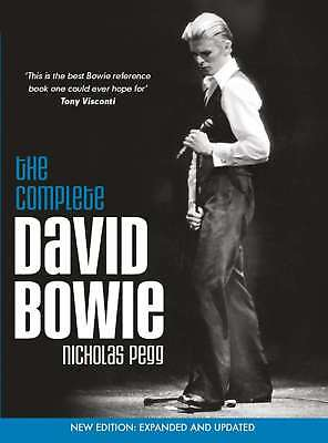 The Complete David Bowie (Revised and Updated 2016 Edition),Nicholas Pegg,Excell