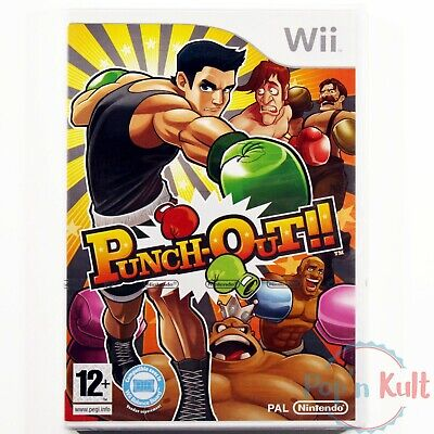 Jeu Punch-Out [VF] sur Nintendo Wii NEUF sous Blister