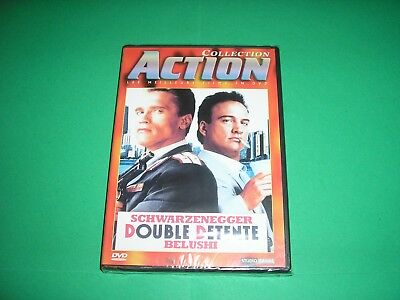 "DVD,neuf emballé,""DOUBLE DETENTE"",arnold schwarzenegger,james belushi"
