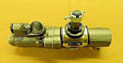 NEW warranty 63-82 C3 Corvette GM Power Steering P/S Control Valve -600i NO CORE
