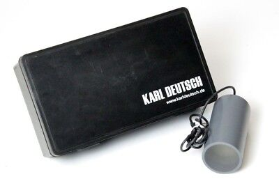Karl Deutsch XS 38 Pb 0,5 Ultrasound Probe+Case