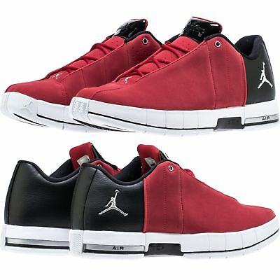 AIR JORDAN TEAM ELITE TE 2 LOW Gym Red White Black MEN S LIFESTYLE COMFY ddc02efc77