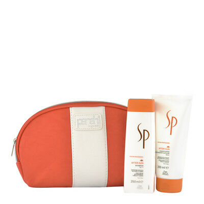 Wella SP After sun Shampoo 250ml Conditioner 200ml cadeau Pochette