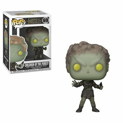 Game Of Thrones S9 - Children Of The Forest - Funko Pop! Telev (2018, Toy NUEVO)