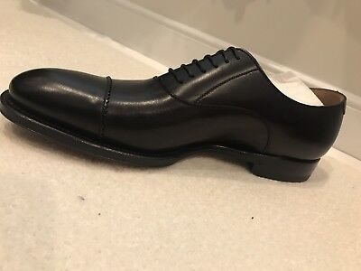3a3b63221b2 GUCCI FORMAL BLACK Patent Leather Shoes Italy Size Uk 10