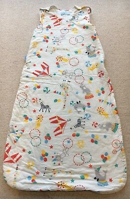 Grobag Winter Sleeping Bag 18-36 months 2.5 tog Boy/girl/unisex In VGUC