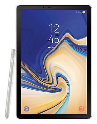 """Samsung Galaxy Tab S4 10.5"""" 64GB Wi-Fi Android Tablet with S Pen - Black"""