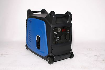 Generator Silent Suitcase 3.5Kva Electric Start Remote Start 1 Onl £499