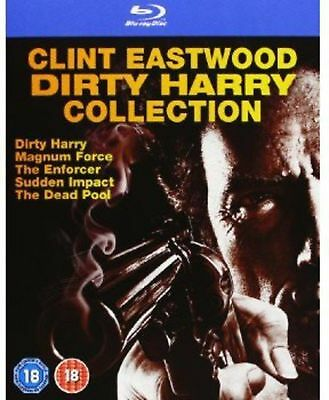 Dirty Harry: Collection Box
