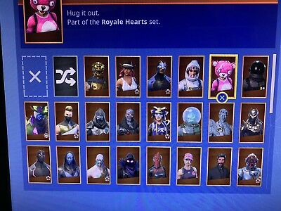 Fortnite Account With Galaxy Skin For Sale!!! (Pc/ps4/xbox One)(Raffle)