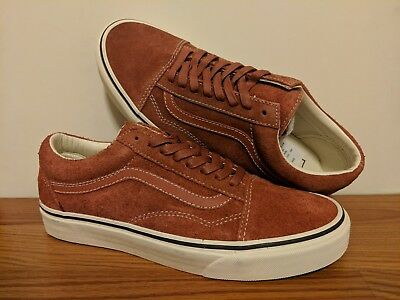 VANS NEW OLD Skool VLT LX Italian Leather Vault Size USA 9 UK 8.5 ... f221ead59