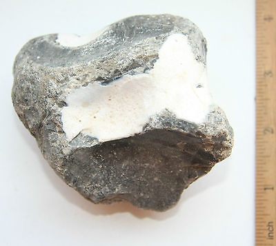 Natural Mineral Rough Raw Flint Ancient Stone Rock Modiin 440 Gram