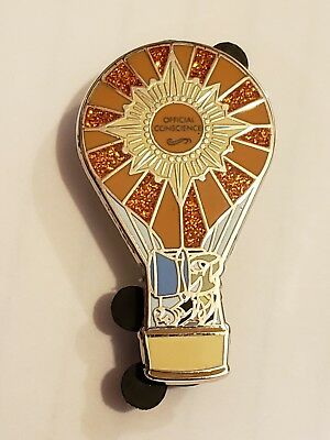 Hot Air Balloon Mystery Adventure is Out There! Jimminy  Disney Pin 101314