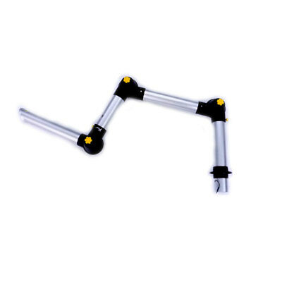 """Alsident System Fume Extraction System 3-Joint Venting Fume Arm, 55"""" Long"""