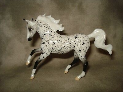 Breyer CM Glossy Decorator Leopard Appaloosa Magnolia Stablemate