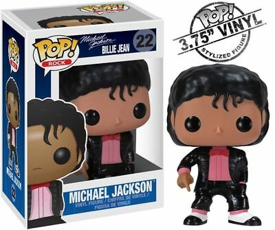 Funko Pop Rock Michael Jackson Billie Jean