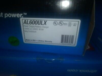 NEW Altronix AL600ULX Power Supply Battery Charger Enclosure