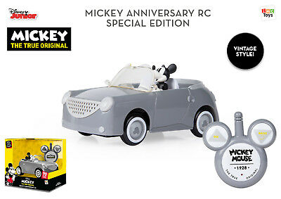 Neuf Disney Original Mickey Mouse 90th Anniversaire Rc Car