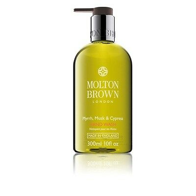 Molton Brown Myrrh, Musk and Cypress Fine Liquid Hand Wash – 300 ML - NEW
