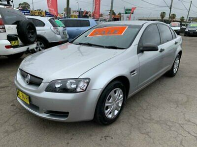 2006 Holden Commodore VE Omega Silver Automatic 4sp A Sedan