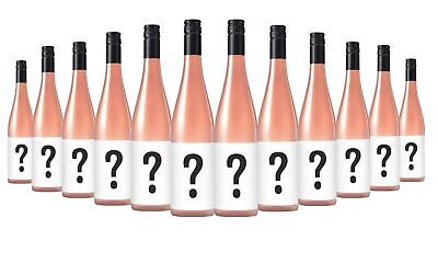 Valentines Day Mystery Coonawarra Rose from 5-Star Rated Winery 12x750ml RRP$264