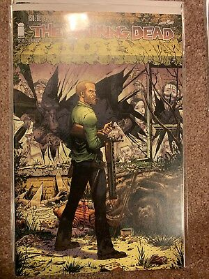 The Walking Dead - #150 - Moore Variant Cover - Betrayed