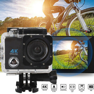 AA10 30m MINI Camcorder 1080P 4K Ultra HD Sport Action Camera