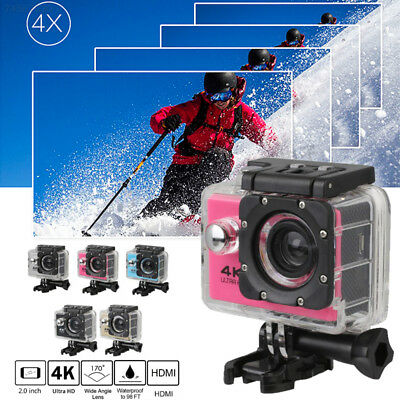 CBC5 Waterproof Outdoor Recorder 1080P 4K Ultra HD Sport Action Camera Wifi