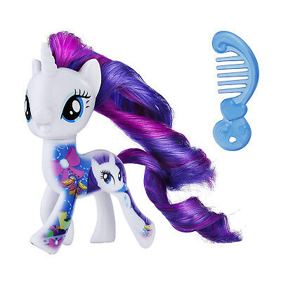 Toys For Girls Kids My Little Pony Pet Figure for 3 4 5 6 7 8 9  Years Olds Age