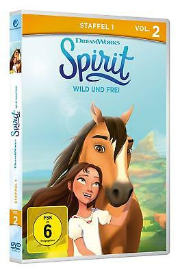 Spirit - Riding Free - Season 1 Vol. 2 - TV Series - Animated NEW UK R2 DVD PAL