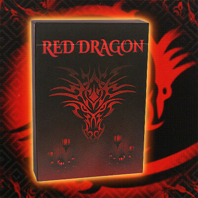 Mazzo di carte Red Dragon Playing Cards - Carte da gioco