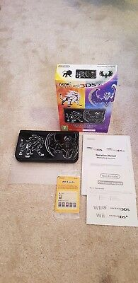 Brand New Nintendo 3DS XL Pokemon Solgaleo And Lunala Limited Edition