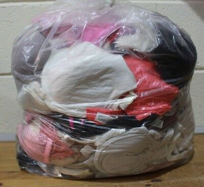 HUGE Job Lot5.5 KG of Womens BRAS Mixed Sizes and Styles Various Brands - 215