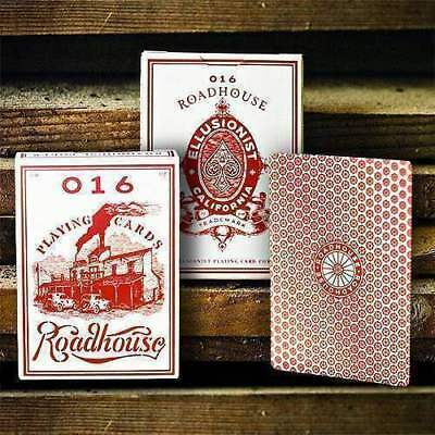 Mazzo di carte Roadhouse by Ellusionist - Carte da gioco