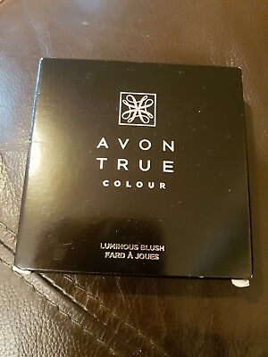 Avon True Colour - Luminous Blush; Peach Shade