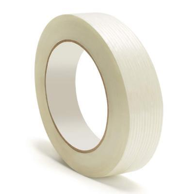 "Economy Filament Strapping Tape 4 Mil 3/4"" x 60 Yds Reinforced Tapes 240 Rolls"